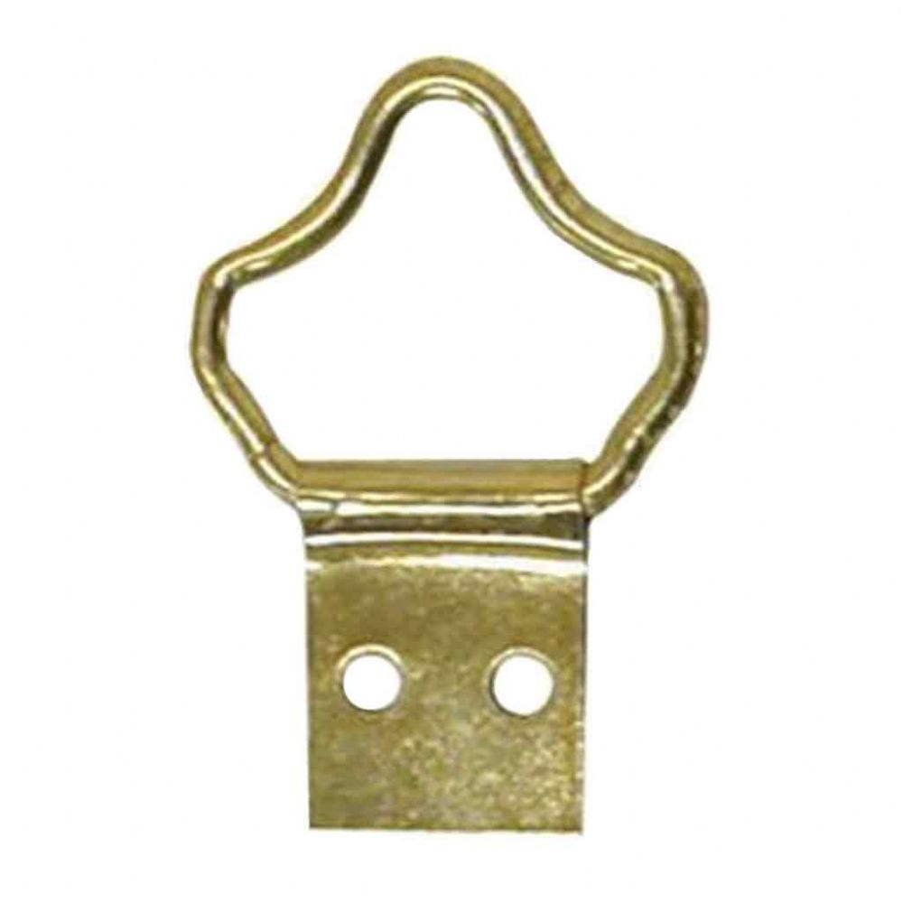 Fancy Hanger - Brass Plated